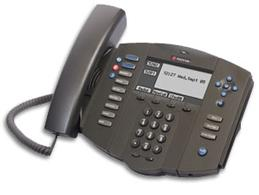 Polycom 501 updating initial configuration